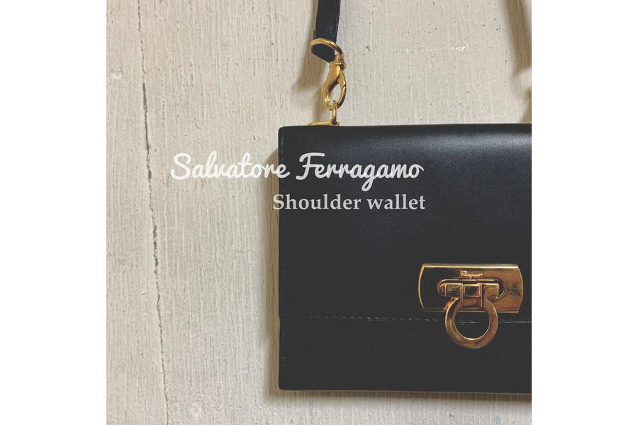 「インポートブランドのSalvatore Ferragamo 」