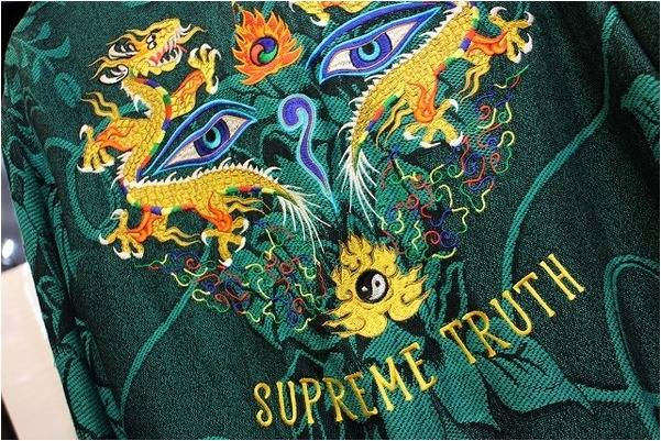 「SUPREMEのTruth Tour Jacket 」