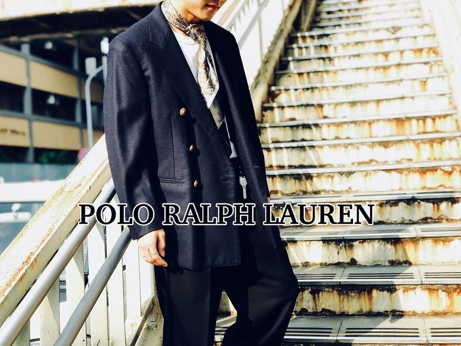 「ヴィンテージアイテムのPOLO RALPH LAUREN 」