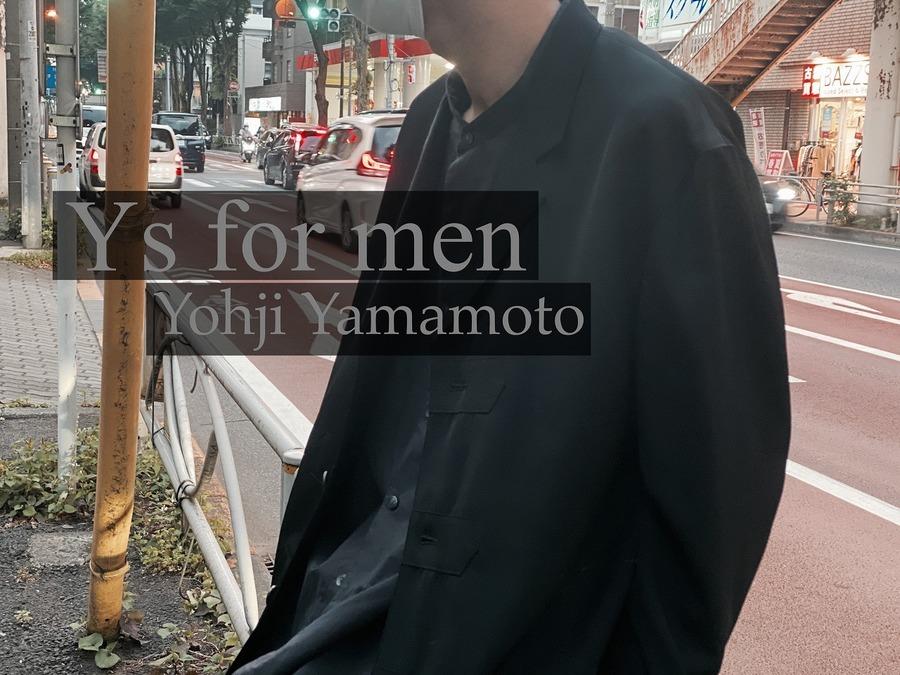 「ドメスティックブランドのYS for men YOHJI YAMAMOTO 」