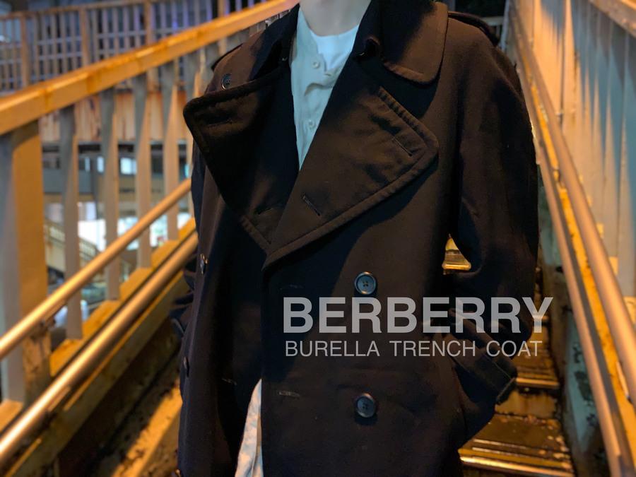 「ヴィンテージアイテムのBURBERRY 」