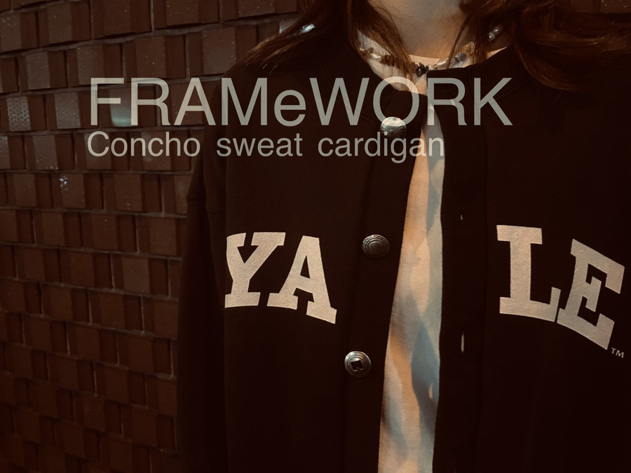 「キャリアファッションのFRAMeWORK 」