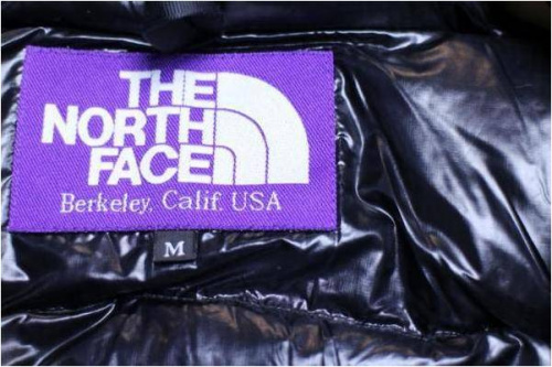 THE NORTH FACEのTHE NORTH FACE PURPLE LABEL
