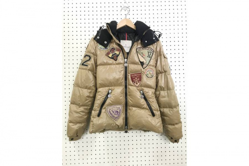 #MONCLER #モンクレールの#K2 SPECIAL DOWN JACKET#
