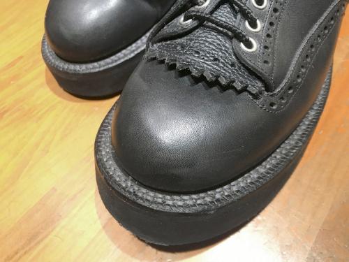 #foot the coacher #フットザコーチャーの#COMMAND SHOES #コマンドシューズ