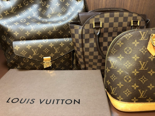 キャリアファッションのLOUIS VUITTON