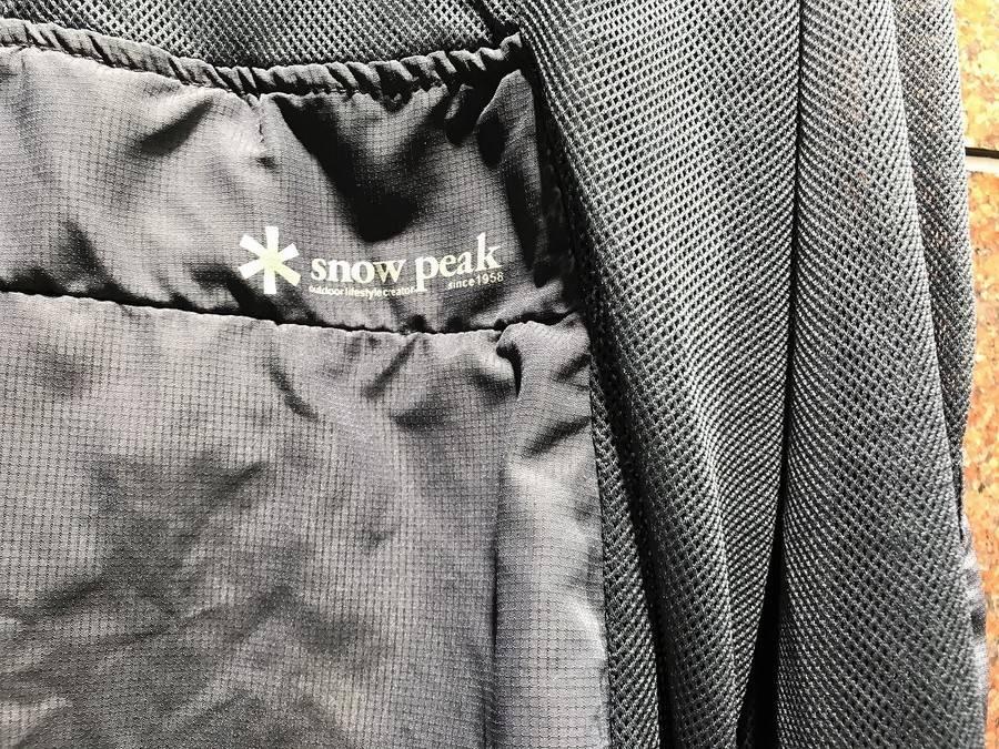 夏のキャンプでも重宝するアウトドアアパレル「Snow Peak/スノーピーク」【トレファクスタイル仙川店】