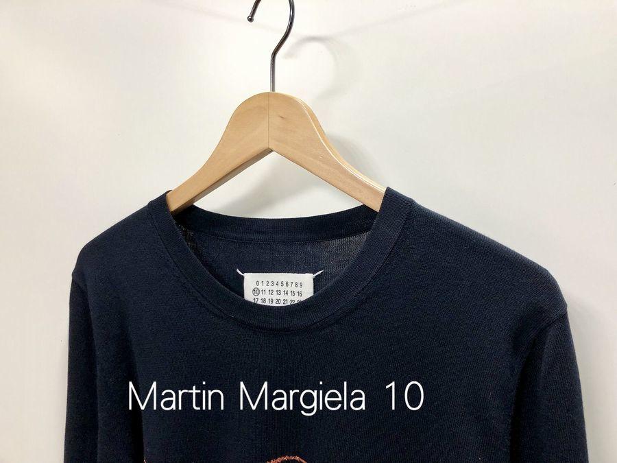 Martin Margiela 10よりStitched Detail Sweaterが入荷!!