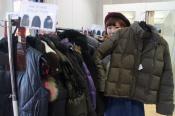 寒くなるこの季節に最適なダウンアイテム大量入荷中!入間の最安古着屋-