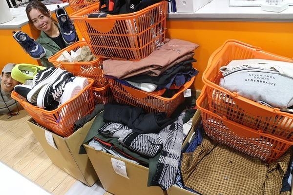 【男性必見】UNIQLOの超ド定番ダウン大量入荷!!