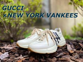 「GUCCIのNew York Yankees 」