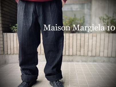 「インポートブランドのMaison Margiela 10 」