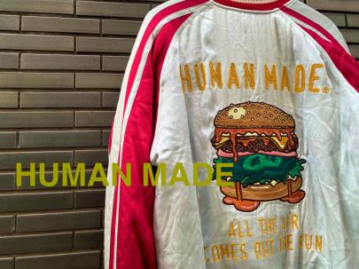 「ストリートブランドのHUMAN_MADE 」