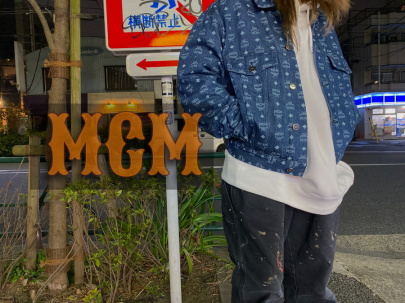 「インポートブランドのMCM 」