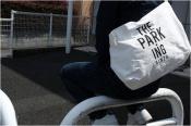 "SOUVENIR SHOULDER入荷!""藤原ヒロシ/THE PARK.ING GINZA"""