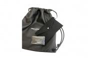 Saint Laurent Paris/サンローランより、レザーナップサックTEDDY backpack in lambskin入荷。