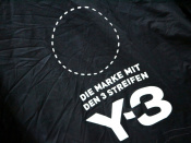 Y-3/ワイスリーより18AW、STACKED LOGO LONG SHIRTが新入荷致しました。