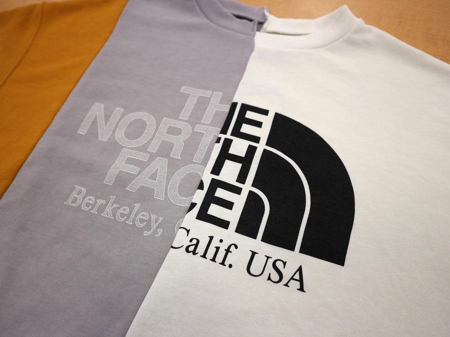 THE NORTH FACE PURPLE LABEL/ノースフェイス パープルレーベルから完売品Asymmetry Logo Teeが入荷!!