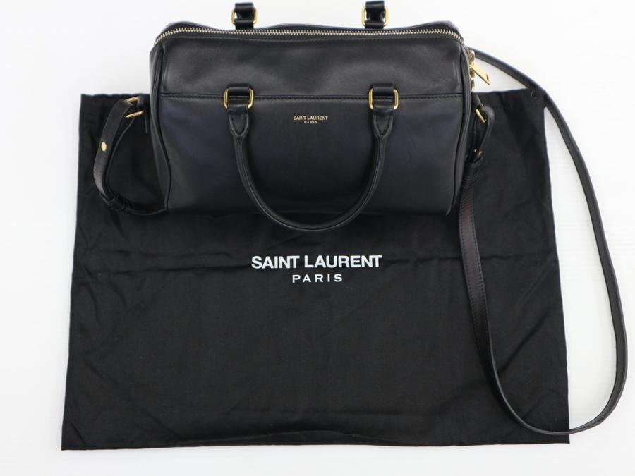 【Saint Laurent Paris/サンローランパリ】からクラシックベイビー2WAYダッフル バッグ入荷致しました。