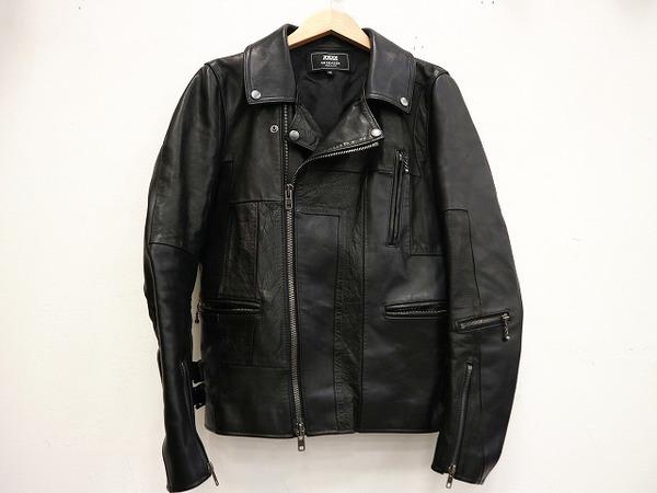 本日はANREALAGE/アンリアレイジから ライダースジャケットをご紹介致します。