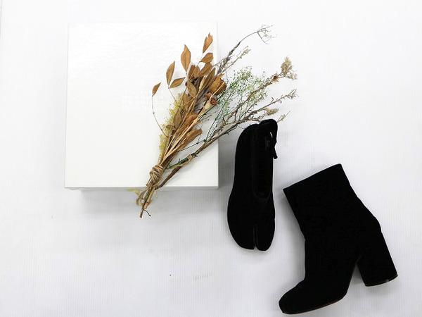 Maison Margiela/メゾン マルジェラから 人気アイテム足袋ブーツが入荷致しました。