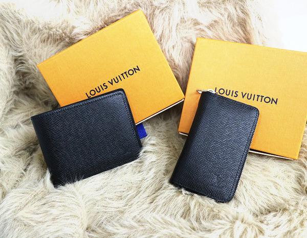 Louis Vuitton/ルイ・ヴィトンから TAIGA/タイガ 財布、コインケースがまとめて入荷致しました。