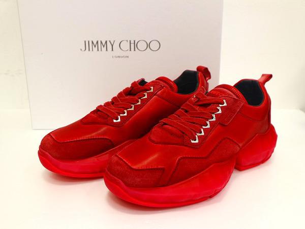 「ラグジュアリーブランドのJimmy Choo 」