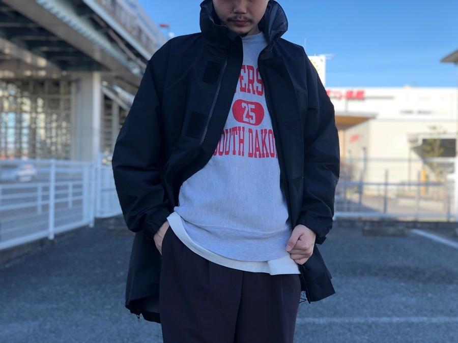 「コラボ・別注アイテムのGOLDWIN × KAPTAIN SUNSHINE 」