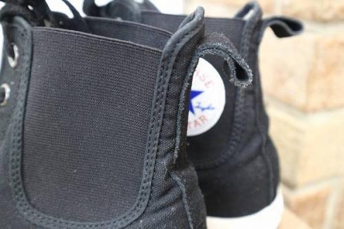 リサイクルの靴