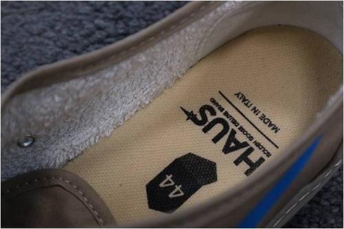 スニーカーのラリー