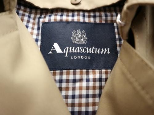 キャリアファッションのAquascutum