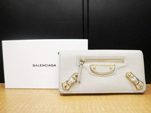 バレンシアガの財布