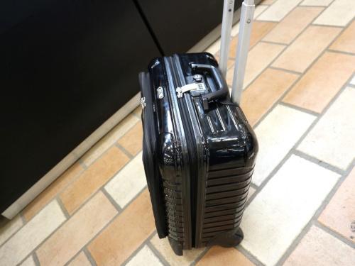 リモワのキャリーバッグ