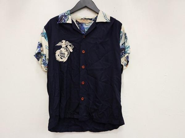 アロハのアロハシャツ