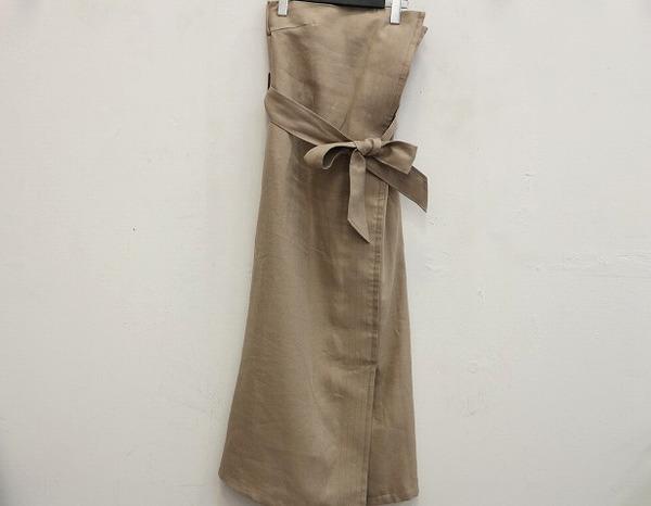 ワンピースのスカート