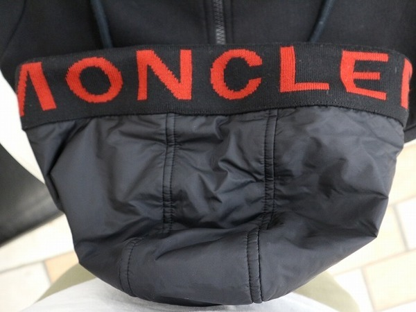 ボンディングジップジャケット