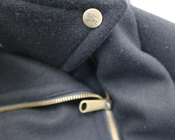 バーバリーのジャケット