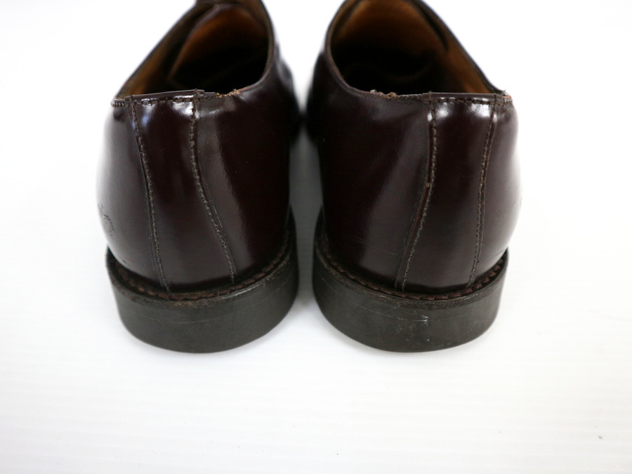 Military Derby Shoeのミリタリー ダービー シュー