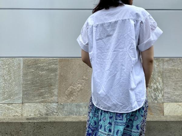 スピック&スパンのシャツ