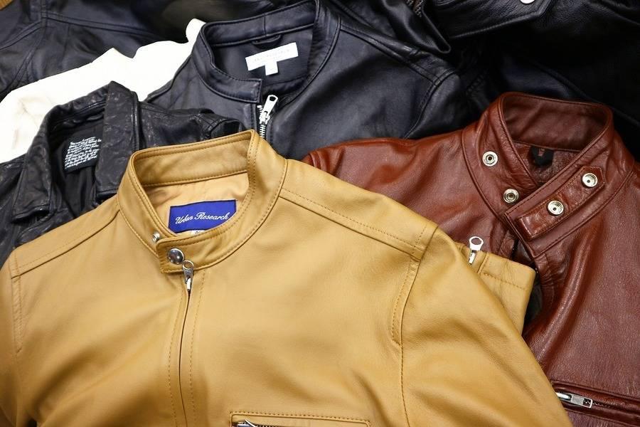 レザージャケット始めました・・!秋物アイテム買取&販売開始です!!