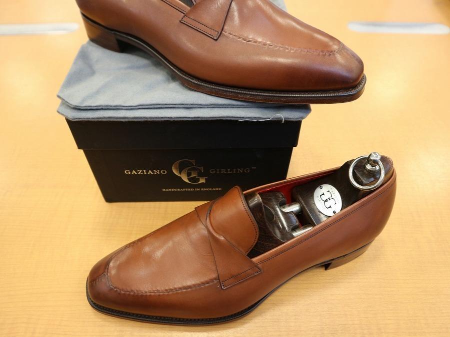 至高すぎる英国革靴ブランドGAZIANO&GIRLING/ガジアーノ&ガーリングをご紹介!
