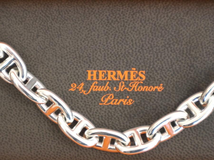 HERMES/エルメスより、シルバーブレスレット入荷です。