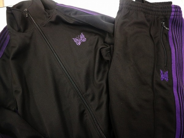 Needls/ニードルスより、Track Jacket/Narrow Track Pantsまとめて入荷!!