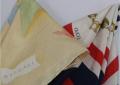 「スカーフのブルガリ 」