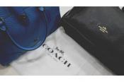 2018SSモデル&日本未発売COACH/コーチからレザー2wayバッグ入荷です。[古着買取 トレファクスタイル千歳船橋店]
