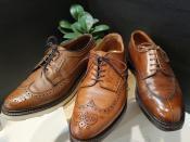 本物志向の方必見。ALDEN/オールデンなど名門革靴ブランドはいかがですか?