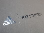 遊び心溢れる一足!adidas by Raf Simons入荷!!
