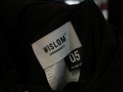 WISLOM/ウィズロムからあの定番ジャケットが入荷!