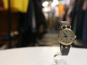 レア入荷品。OLD GUCCI/オールドグッチよりヴィンテージ時計のご紹介。