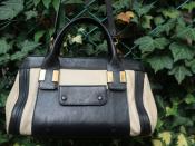 当店ブランドバッグ続々入荷しております。Chloe/クロエよりAlice/アリスのご紹介です。